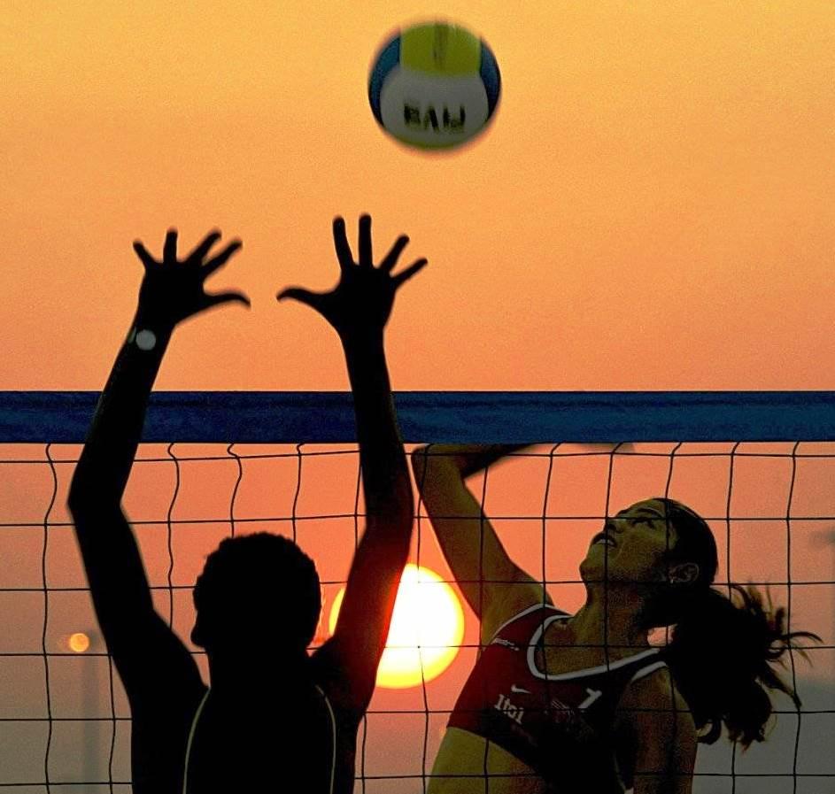 Как выбрать волейбольный мяч