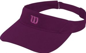 Козырек жен. Wilson Lady rush visor dark-purple