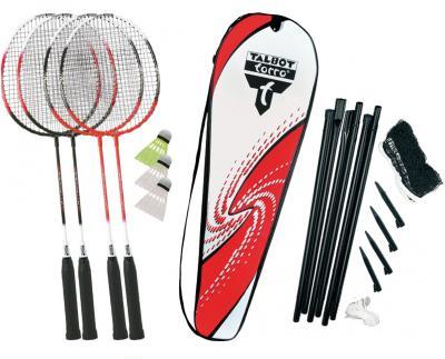 Набор для бадминтона Talbot Badminton Set 4 Attacker Plus