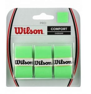 Намотка Wilson pro overgrip blade green 3pack