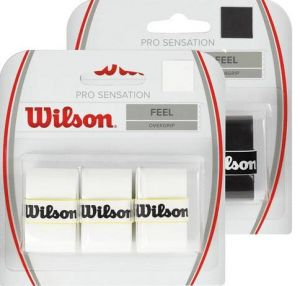 Намотка Wilson pro overgrip sensation 3pack