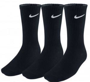 Носки NIKE 3P Cotton Non-Cushion black