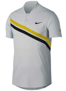 Поло муж. Nike RF ADV polo MB white