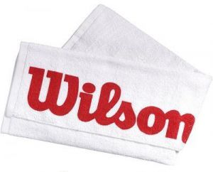Полотенце Wilson Court towel white 2014 year