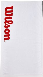 Полотенце Wilson Sport towel white 2014 year