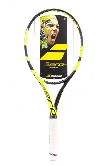 Ракетка Babolat Pure Aero S-lite black/yellow (no cover)