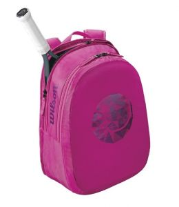Рюкзак Wilson jr backpack pink