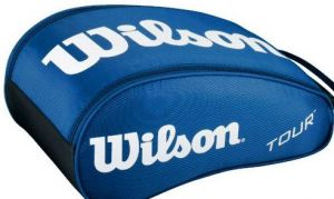 Сумка для обуви Wilson tour shoe bag II navy