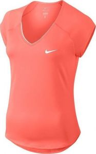 Футболка жен. Nike NKCT Top pure orange