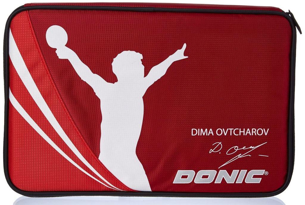 bea05c00215 Чехол для ракетки Donic Ovtcharov plus cover (Артикул 818539) купить ...