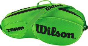 Чехол Wilson Team III 12 pack gr/bk