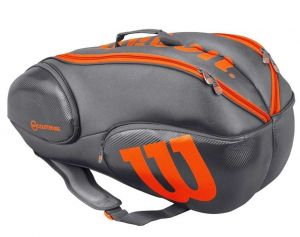 Чехол Wilson Vancouver 9 pack gy/or