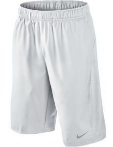 Шорты дет. Nike NET Short boys white/grey