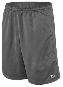 Шорты дет. Wilson jr core knit 7 short gray