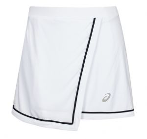 Юбка жен. Asics Club Styled skort white
