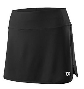 Юбка жен. Wilson team 12.5 skirt black