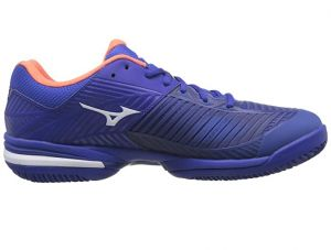 Кроссовки Mizuno Wave Exceed Tour 3 Clay court navy