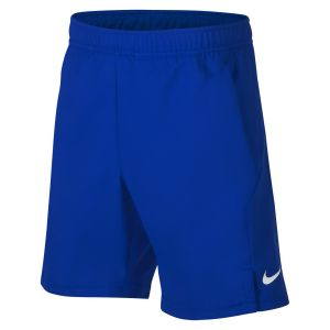 Шорты дет. Nike Boy dry short blue2
