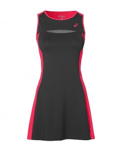 Платье жен. Asics Club dress grey