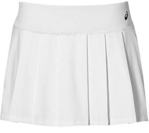 Юбка жен. Asics Club skort white