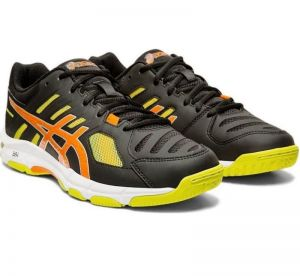Кроссовки муж. Asics Gel-Beyond 5 black/orange/yellow