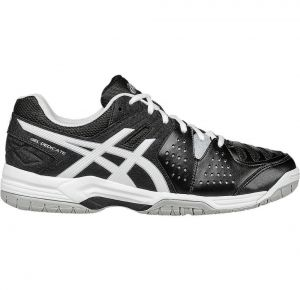 Кроссовки муж. Asics Gel-Dedicate 4 black/white