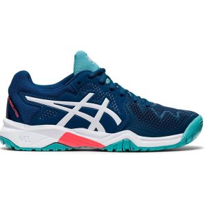 Кроссовки дет. Asics Gel-Resolution 8 navy/blue