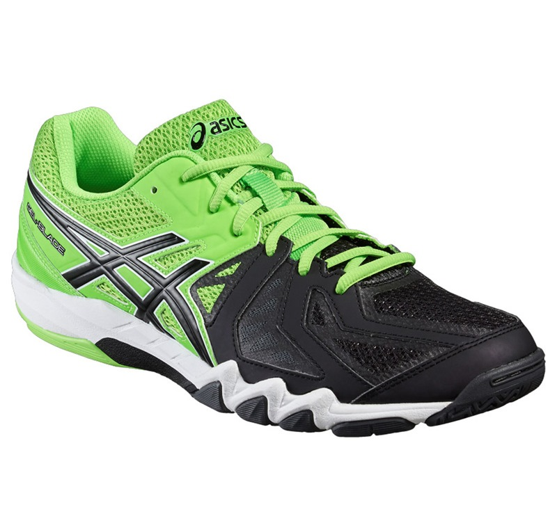 Кроссовки муж. Asics Gel-blade 5 green/black