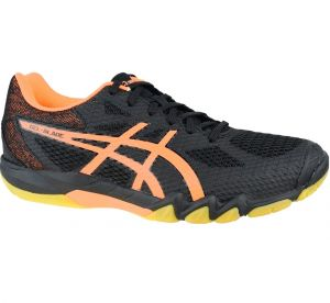 Кроссовки муж. Asics Gel-blade 7 black/orange