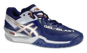 Кроссовки Asics Gel-blast 6 navy/lightning/white