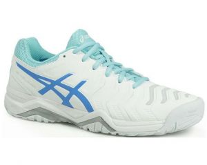 Кроссовки жен. Asics Gel-challenger 11 white/blue