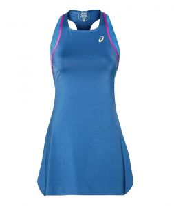 Платье жен. Asics Gel-cool dress azure