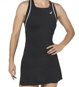 Платье жен. Asics Gel-cool dress black