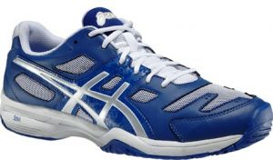 Кроссовки Asics Gel-solution slam 2 blue/white