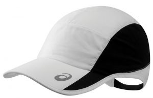 Кепка взр. Asics Performance cap white/black
