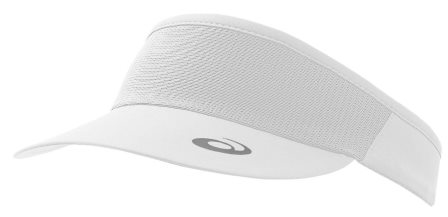 Козырек Asics Performance visor white