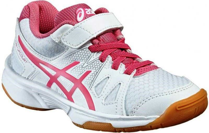Кроссовки Asics Pre-upcourt PS white/pink