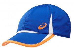 Кепка взр. Asics Tennis cap blue/orange
