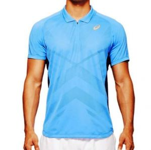 Поло муж. Asics Tennis polo shirt blue