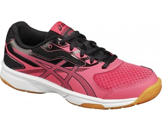 Кроссовки дет. Asics Upcourt 2 GS pink/black