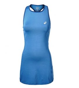 Платье жен. Asics dress azure