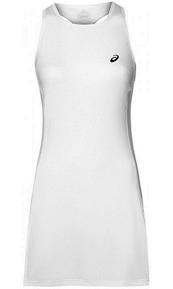 Платье жен. Asics dress white