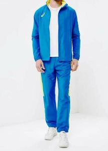 Костюм муж. Asics man lined suit blue