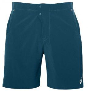 Шорты муж. Asics short ocean-blue
