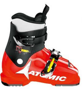 Ботинки Atomic RJ 2 SOLID RED/SOLID  BLACK