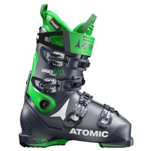Ботинки Atomic hawx prime 120 s dark blue/green