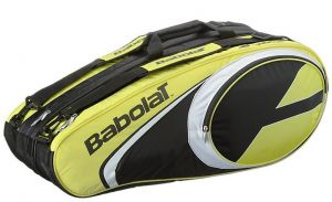 Чехол Babolat Club Racket Holder x12 Yellow