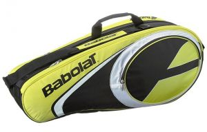 Чехол Babolat Club Racket Holder x6 Yellow