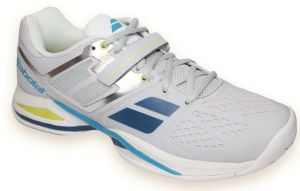 Кроссовки Babolat Propulse BPM all court grey/blue