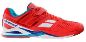 Кроссовки Babolat Propulse BPM all court red